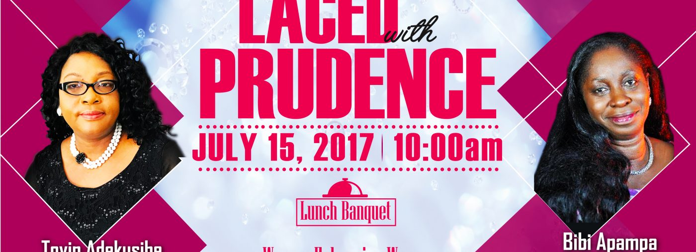 Laced With Prudence – WWC 2017.